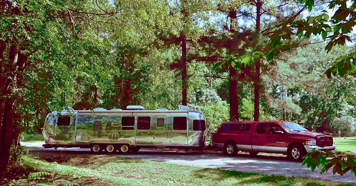 34' 1996 Airstream